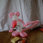Luftballonfigur Luftballo Ratte