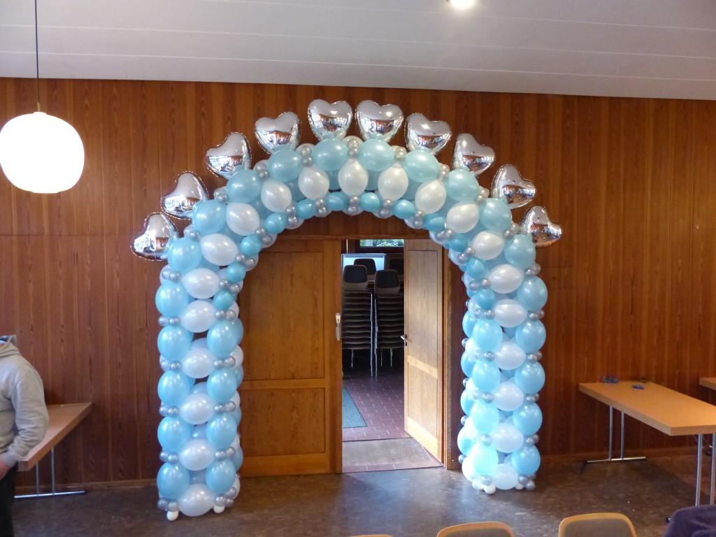 Luftballonkünstler Cloppenburg Bollonbogen