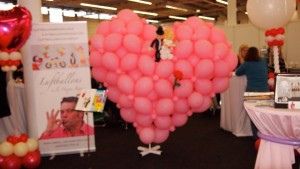 3 D Luftballon Herz