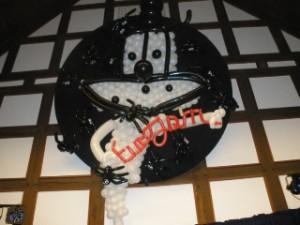 Luftballonseminar Ginie Euro Jam