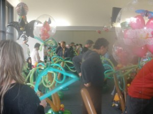 Luftballon Workshop Melle
