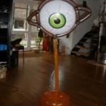 Luftballondekorationen Luftballon Auge Luftballon Geschenk