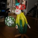 Luftballondekorationen Clown Luftballon Geschenk