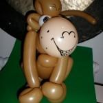 Ballon Affe