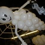 Luftballon Geist