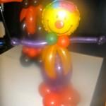 Luftballon Clown