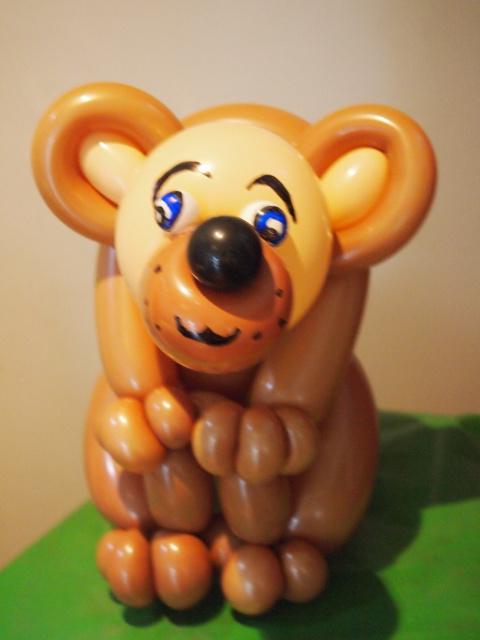 Galerie Ballonmodellage Bär