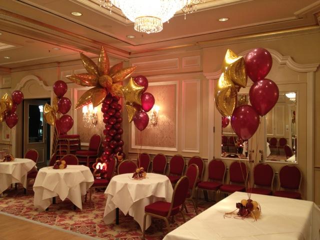 Ballonkünstler Solingen Ballsaal