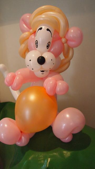 Galerie Ballonmodellage großer Löwe