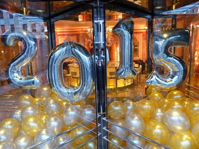 Luftballonkünstler Lennestadt Happy new Year